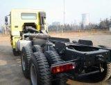 HOWOのダンプカートラックの前部ひっくり返るダンプトラック