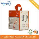 La boîte populaire de conditionnement des aliments de conception place la boîte de papier respectueuse de l'environnement (AZ-121715)