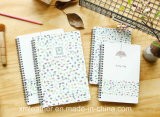 Fashion School Spiral Notebook Students Diary Journal