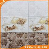 Azulejo de cerámica de la pared del mosaico del material de construcción del cuarto de baño hexagonal de la flor