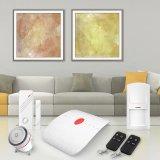 Sos van het Systeem van het Alarm van de noodsituatie het Bejaarde Systeem van de Noodoproep van het Alarm, Het Medische Waakzame GSM van het Alarm Alarm van het Huis voor Bejaarden