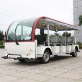 Vista elettrica dei passeggeri del fornitore 23 di Marshell che vede bus