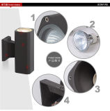 Openlucht Waterproof Wall Light met IP54 en 3 Years Warranty