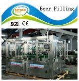 Lacre de enlatado 2 de la cerveza automática en 1 máquina