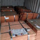 Kupfer 99.99 reines/reines Kathoden-Kupfer/kupferner Kathoden-Preis für Verkauf Tbu6