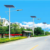 Luz de rua solar da alta qualidade para a estrada/jardim