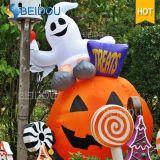 Halloweenの膨脹可能な装飾の巨大で膨脹可能なカボチャ