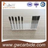 Bavures rotatoires de carbure de tungstène avec la bonne qualité