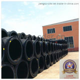 Flange를 가진 고무 Wire Helix Dredging Hose