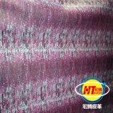 Cuero decorativo artificial del PVC del precio de fábrica para la decoración (1607#)
