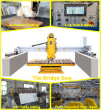 De Zaag van de Brug van de tegel voor Scherpe Counter-Tops van het Graniet (HQ400/600)