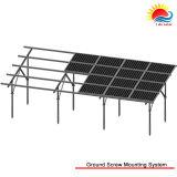 Bride en aluminium des prix chinois d'EXW pour le système solaire de support (GD977)