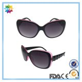 Óculos de sol por atacado da forma do esporte do tipo das mulheres do Eyeglass