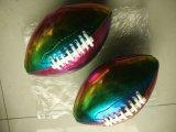 Football américain piquant de couleur de machine de PVC 1#