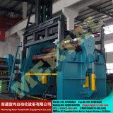 Quente! Mclw12xnc-50*3500 grande máquinas hidráulica da dobra/rolamento da placa do rolo do CNC quatro