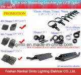 Molti formati del montaggio della parte superiore del tetto dell'indicatore luminoso della barra del LED - parentesi