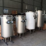 蒸気コイル(管)のタイプ自然で新しいジュースの低温殺菌機械