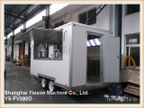 Ys-Fv390d Roomijs het Van uitstekende kwaliteit Van Yieson van de Vrachtwagen van het Voedsel