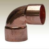 Acessórios para tubos de redução de cobre Cotovelo