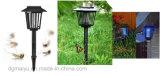 超カの害虫のキラー太陽反発する庭ランプ