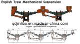 Da suspensão de tipo americano do vagão da suspensão da suspensão do reboque suspensão mecânica
