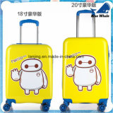 Bw254 Kid Cartoon Travel / Escola ABS + PC Kids Luggage 16/20 Inch