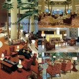 Muebles públicos del área del hotel de madera moderno del sofá