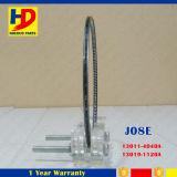 Anel de pistão do motor Diesel de J08e J08c para os jogos do motor de Hino (13011-4040A 13019-1120A)