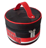 ラウンドトレインケースガールズコスメティックバッグ