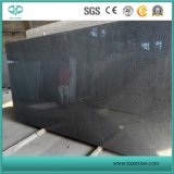 Obscuridade de Pandang, preto de Seasame, pedra do granito G654 para a telha/laje, Cubestone/pedra de resguardo