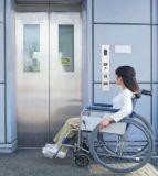 Elevador médico de la base sin engranaje en el pasajero para lisiado (B310)