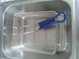 Qualitäts-Küche-Geräten-Edelstahl-tiefe Gas-Bratpfanne