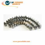 Botones del carburo de tungsteno para las herramientas del taladro de roca