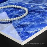Синь плитки пола фарфора тела строительного материала плитки Foshan полным отполированная светом застекленная (BMG19P)