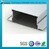 Profil en aluminium de cadre de guichet de tissu pour rideaux pour le pays de l'Afrique du Sud