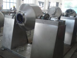 Drehvakuumtrocknende Maschine des pharmazeutischen doppelten Kegel-Szg-350