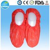 Wasserdichter Wegwerfplastik-CPE-Schuh-Deckel für Labor und Reinigung