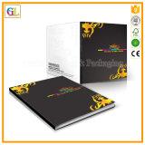 Профессиональным подгонянное высоким качеством книжное производство книга в твердой обложке