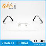 Telaio dell'ottica di titanio senza orlo leggero con la cerniera (5005)