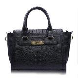 Sac de main d'épaule de mode de Madame Designer Handbag Genuine Crocodile
