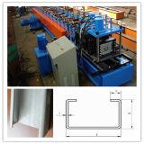 Roulis de bâti en acier de lumière de goujon en métal formant la machine