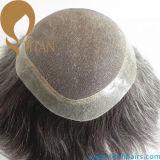 PUの基礎人の毛システムとモノラルバージンの人間の毛髪
