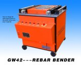 Dobrador Full-Automatic Gw42 3kw/380V do Rebar