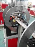 Belüftung-künstliche Marmorstreifen-Fliese-Plastikproduktion, die Maschinerie herstellend verdrängt