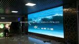 Pantalla de visualización video de interior de LED P6 de Abt para hacer publicidad