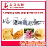 Complejo de las patatas fritas Línea de producción (fritas de Pringles Cracker Machine)