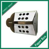 Soem-Griff-Entwurfs-Haustier-verpackenkasten-Hersteller