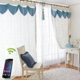 Moteur sans fil intelligent de rideau avec le système domestique intelligent