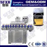 Automatische Honig-Glas-Aluminiumfolie-Flaschen-Dichtungs-Maschine der Bienen-Sf-2100