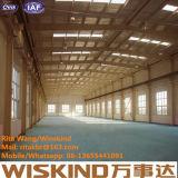 Wiskindが製造したカスタマイズされた鉄骨構造の建物か鉄骨構造